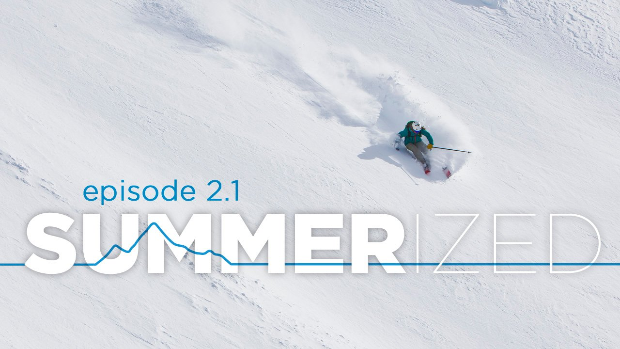 SUMMERized 2.1 - skiing in Argentina