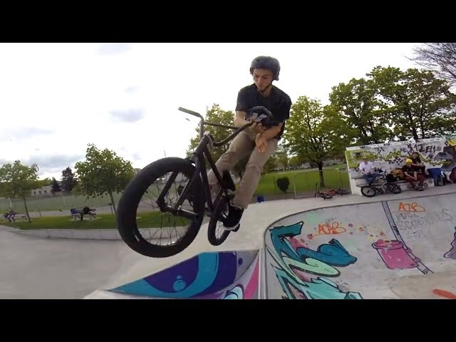 PERFECT BMX RIDING