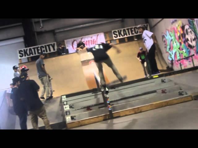 Pizzacat's Skate or Pie Recap