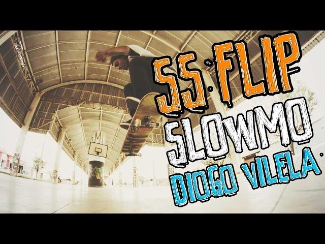 Nineclouds Skateboards | Ss flip - Diogo Vilela