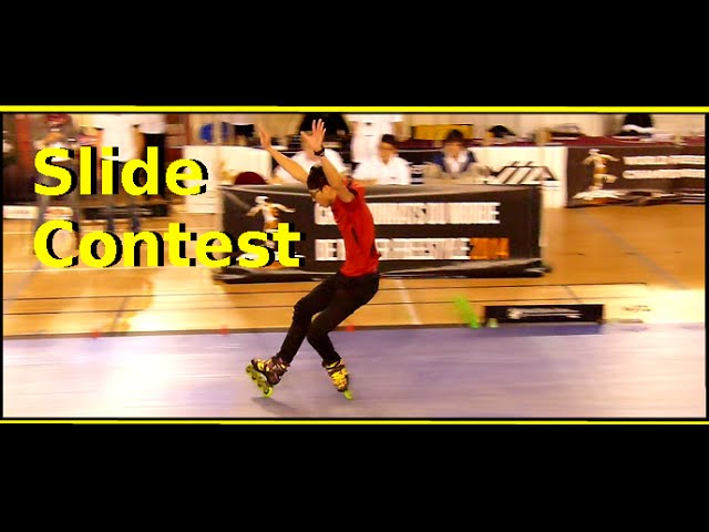 Slide Contest World Championships of Freestyle