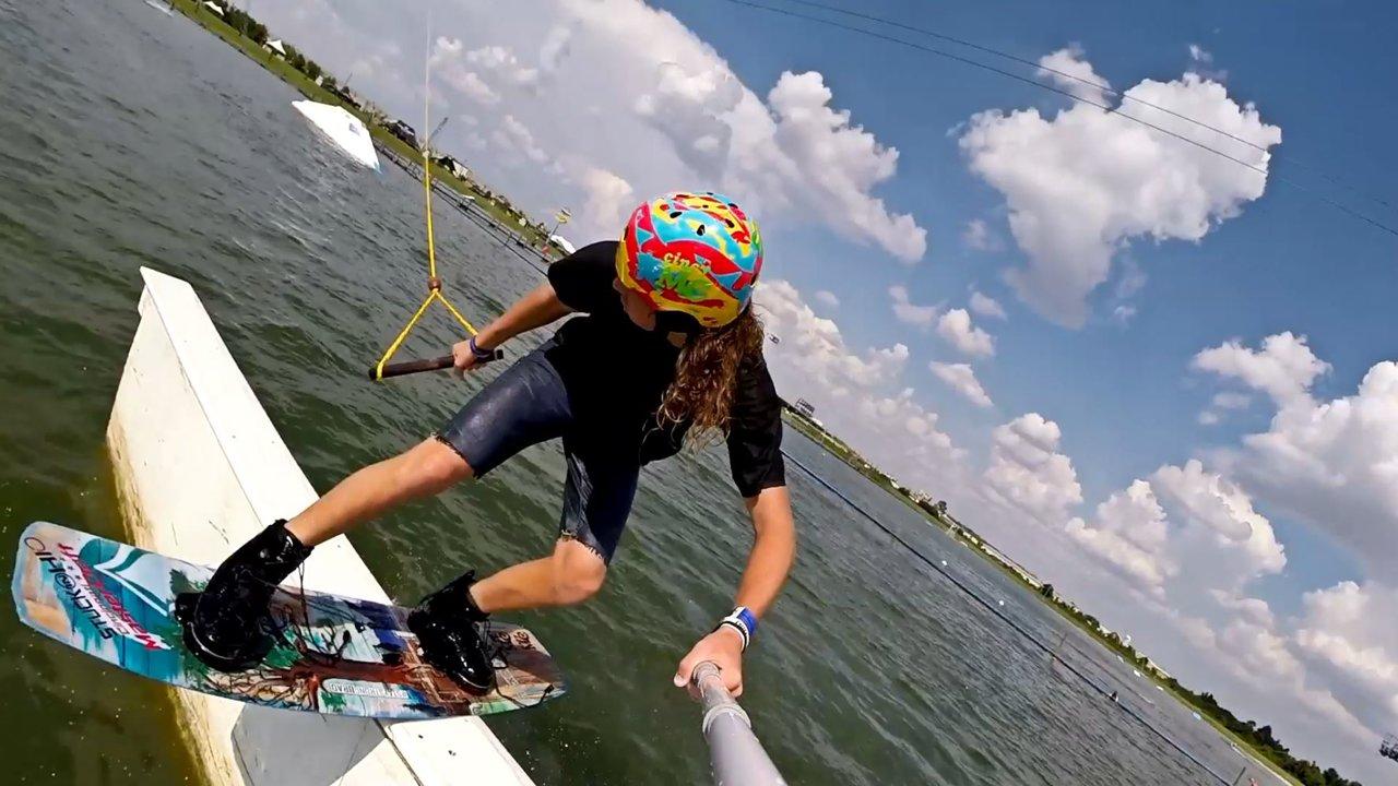 OWC Wakeboarding | GoPro+GoPole
