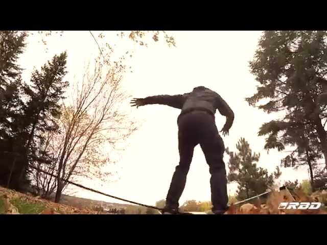 Lineboard - Slackline Balance Board