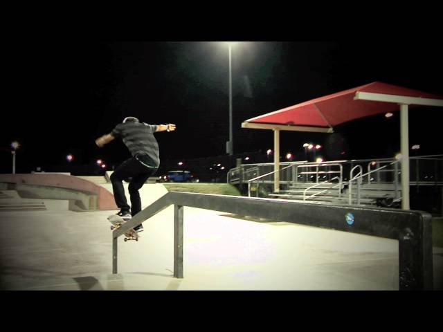 Ke'Chaud Johnson at Lewisville Skatepark Vol.1