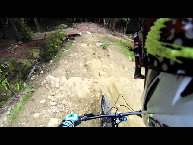 Fort William World Cup Track 2014