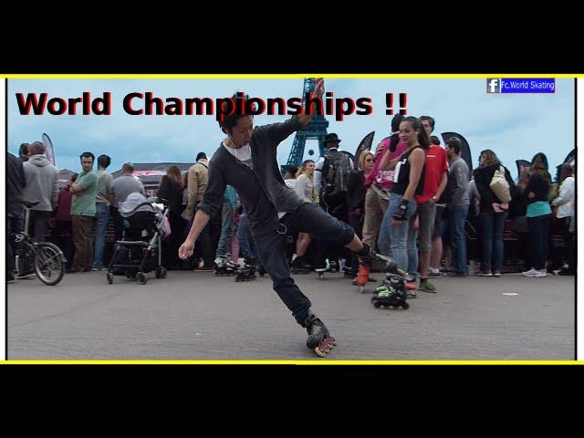 Freestyle Slide Skating World Championships