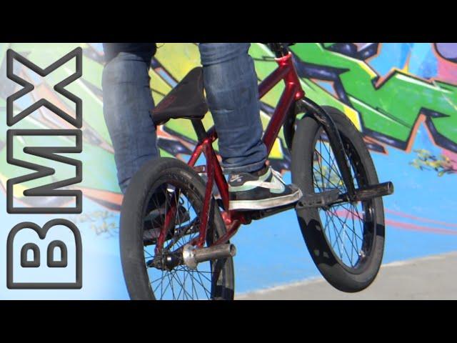 BMX / Finale pros / Week-end de la glisse 2014