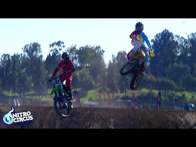 Travis Pastrana's Epic Return to Motocross