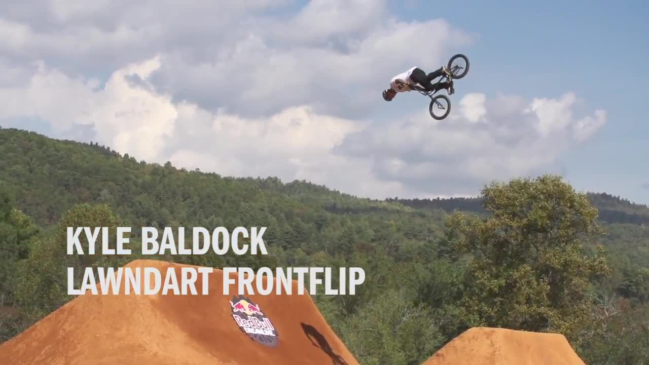 Top 5 Tricks from Red Bull Dreamline 2014