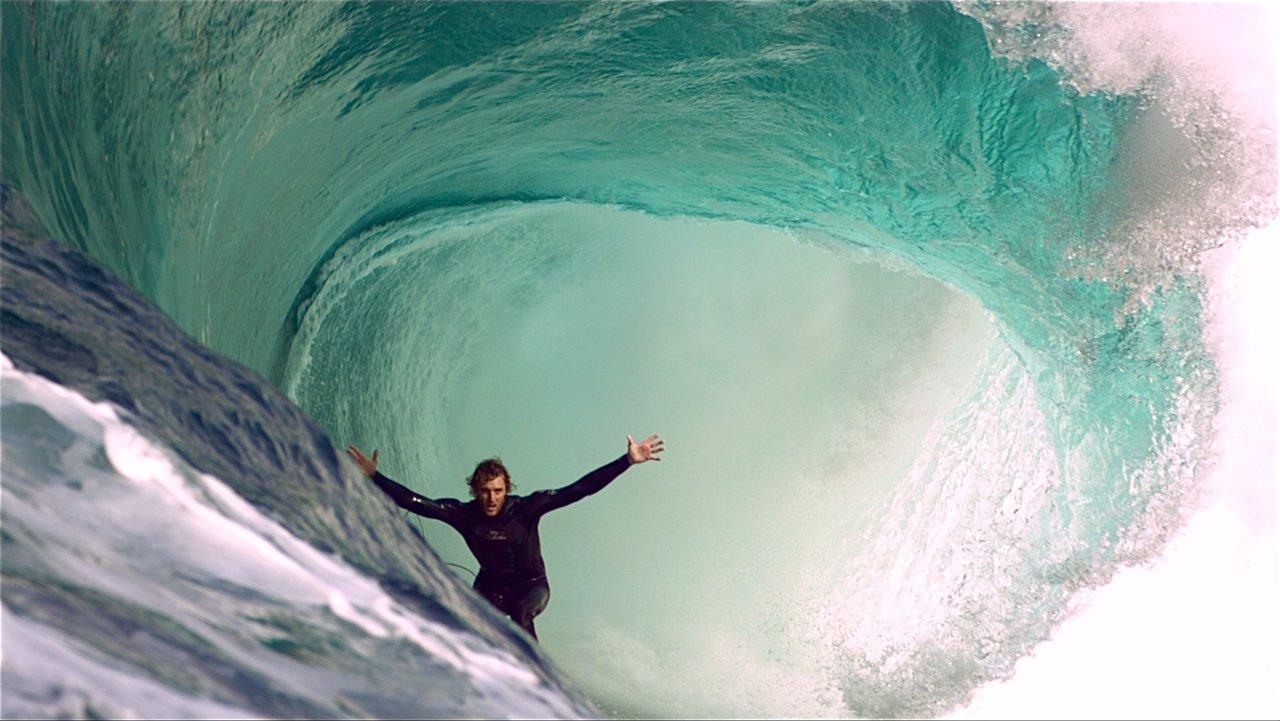 Chris Bryan Phantom 4K 1000 fps Surfing