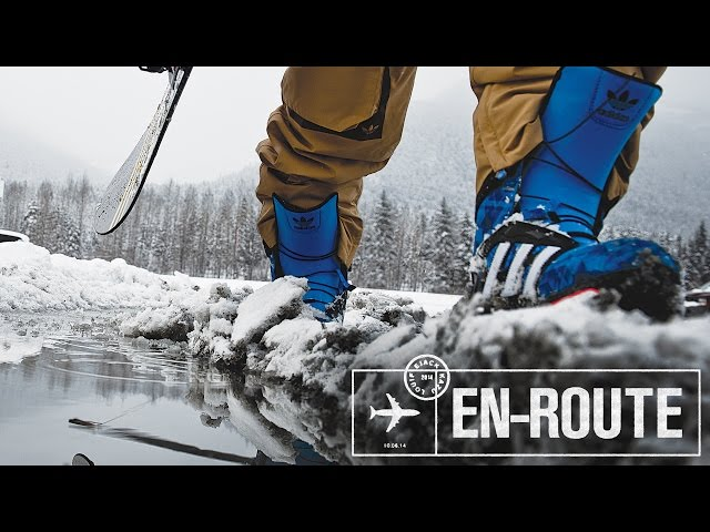 adidas Snowboarding | Nomad 2 of 3: En Route Japan