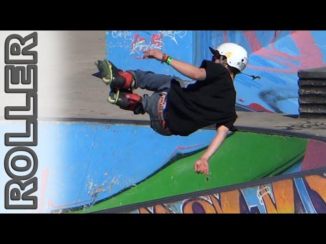 ROLLER (Finale pros) / Week-end de la glisse 2014