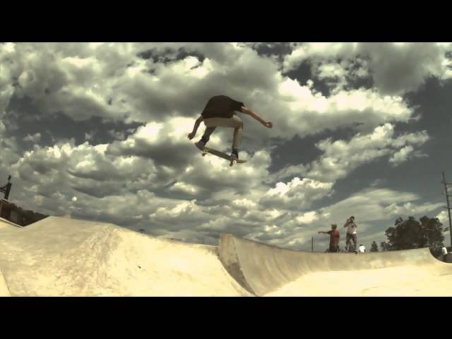 SLOW MOTION SKATEBOARDING COMPILATION 1 HD