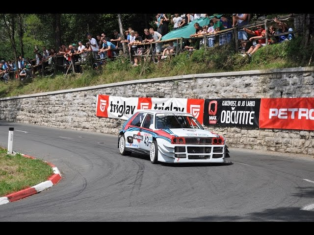 Hill climb Race Slovenia 2014 - GoPro HERO 3