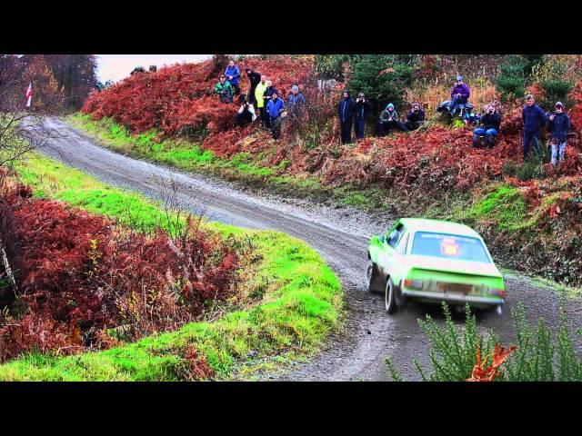 WRC - Rally Wales GB 2014