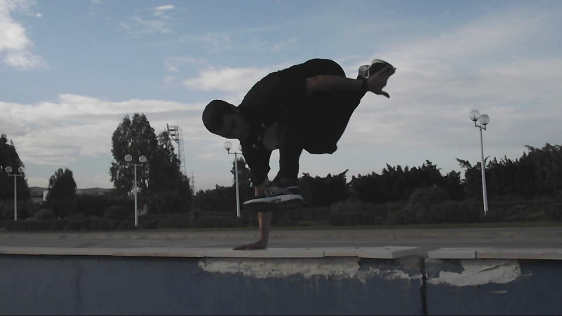BxH - Parkour - precision + steps - flow