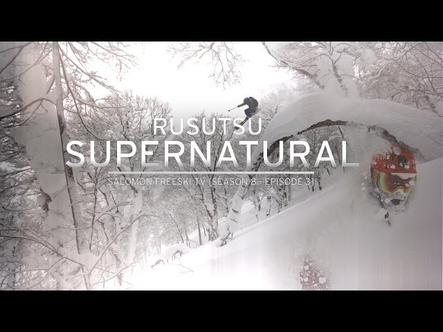 First Ever Supernatural-Style Powder Park