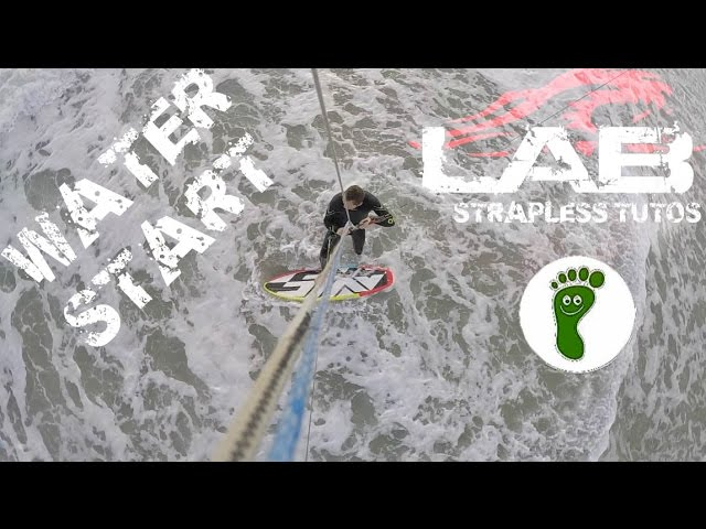 How to Water Start Stapless