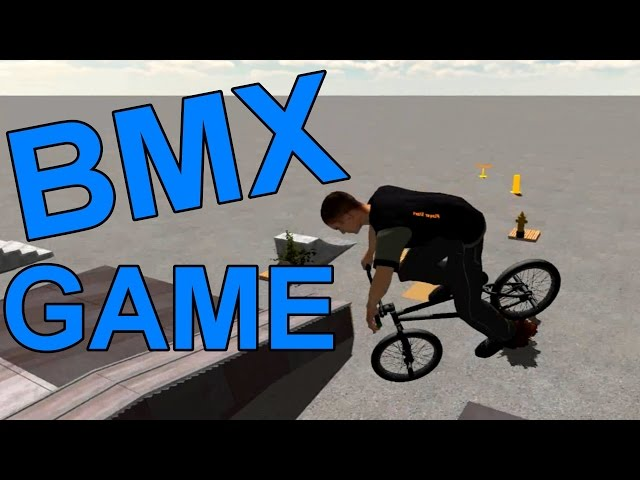 AWESOME BMX GAME