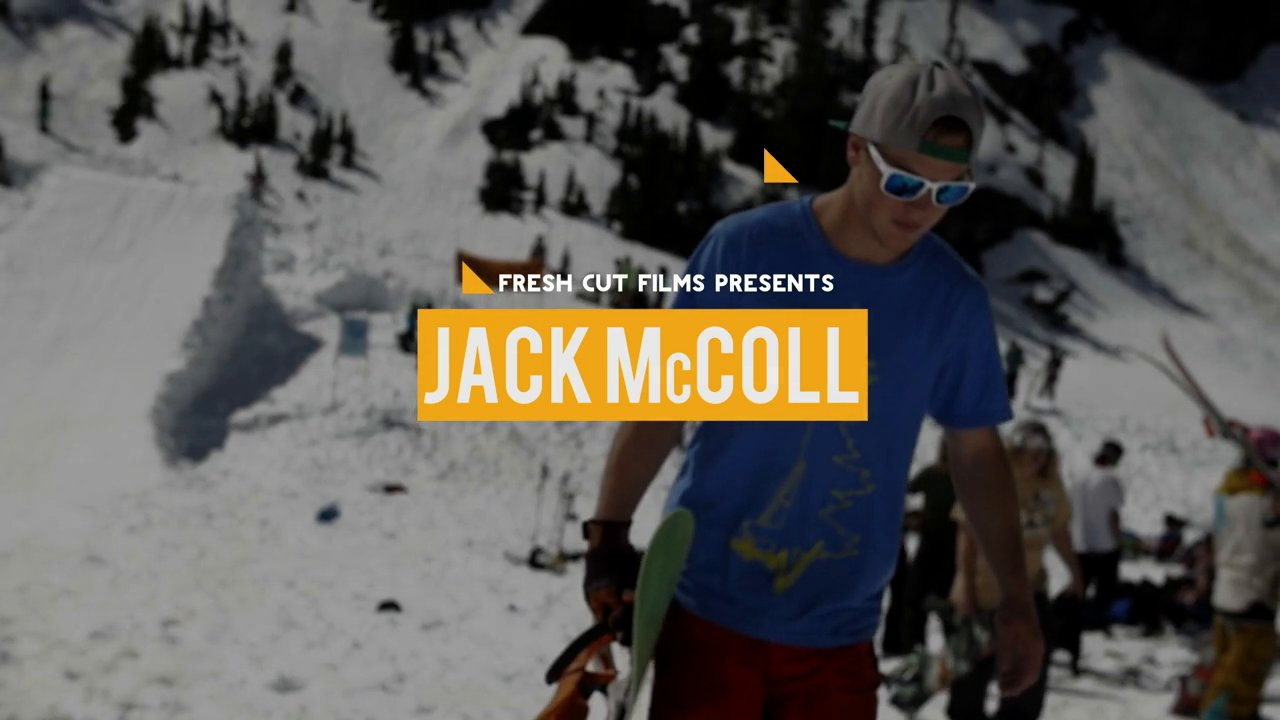 Jack McColl 2014 Full Part
