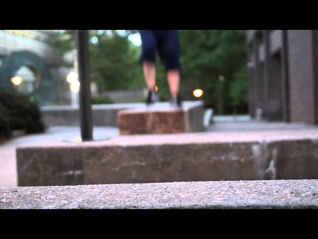Fall Parkour Training