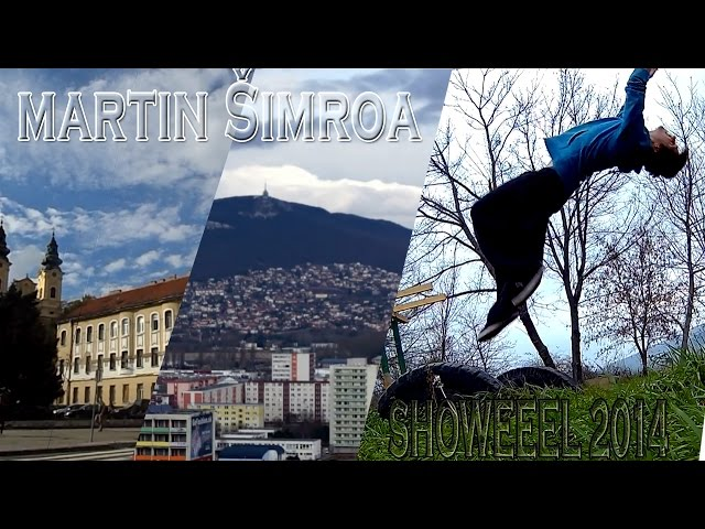 Tricking & Freerunning Showreel 2014