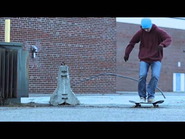 Hippie Jump No Comply Impossible by Ross Knowlton