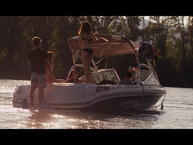 Make it count // Lucas Langlois wakeboarding 2014