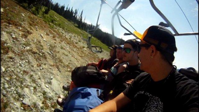 Blackcomb Glacier 2014