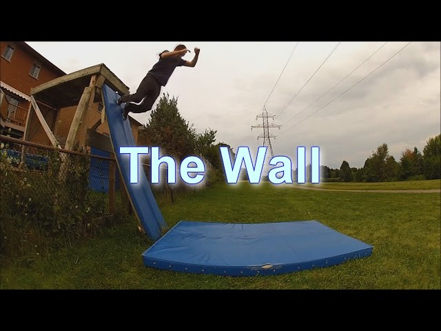 The Wall : Devin Stavert : Wall Tricks Volume