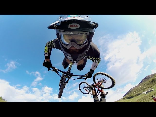 GoPro of the World - Best MTB Line Contest