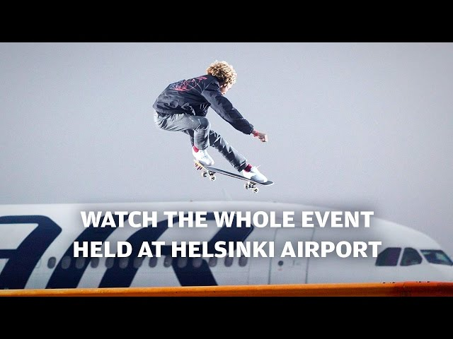 Match Made in HEL 2014 – Connecting the skateboard