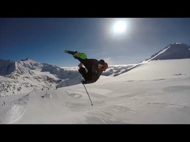 Tom Wallisch Shredding in Austria [New Video]
