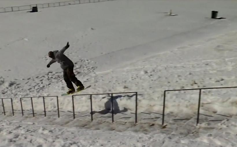 Best of Snowboarding 2014/2015