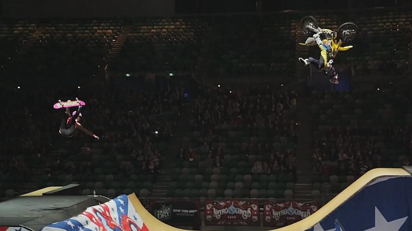 The Badass Women of Nitro Circus