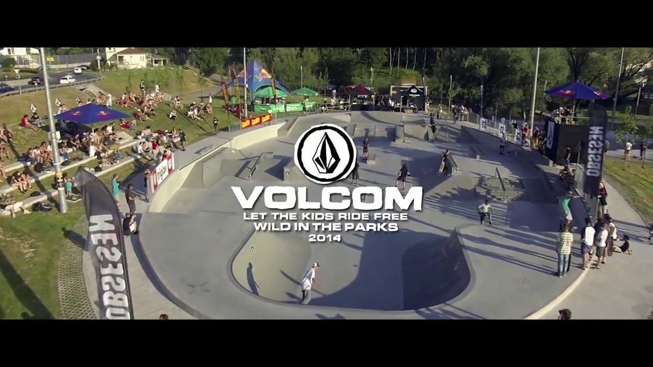 Volcom -  Wild in the Parks