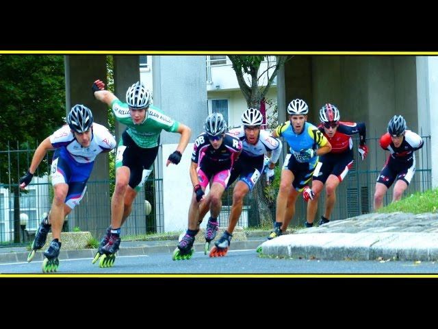 Speed Skating Marathon Final