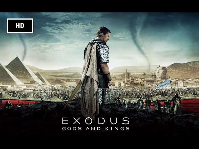 Exodus Gods and Kings Movie TRAILER 2 2014 Christi