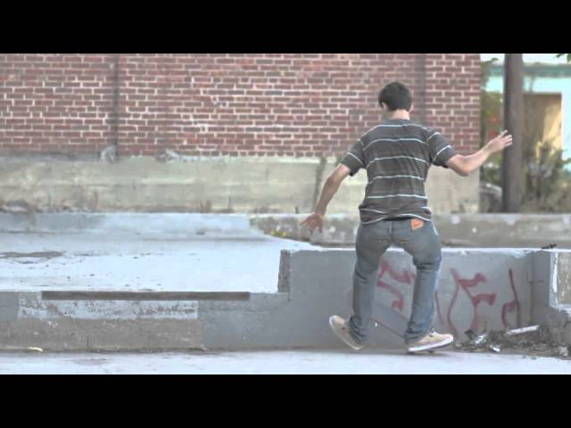 No Comply Wall Ride to 5-0 grind by Ross Knowlton