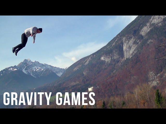Gravity Games | Damien Walters