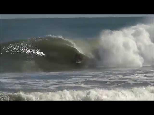 Hurricane Gonzalo OBX