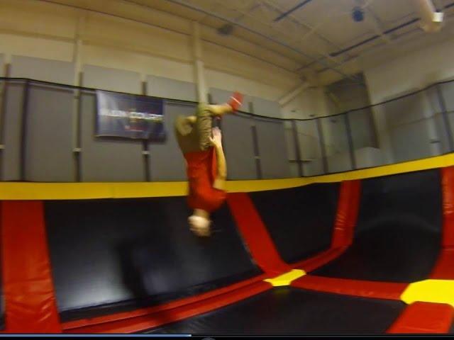 XTreme Indoor Trampoline Park | Flips Galore