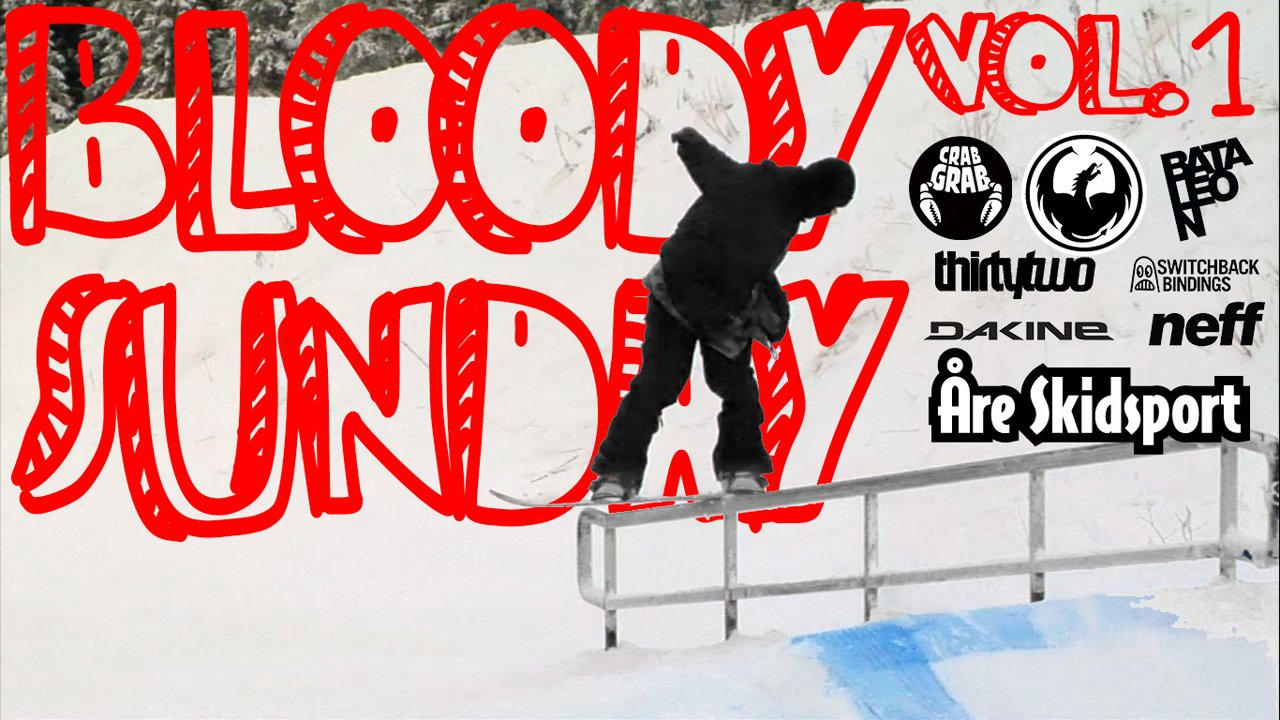 Bloody Sunday vol.1 2015