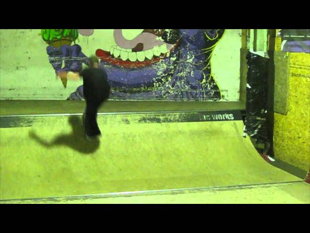 Sweeper No Comply Impossible by Joe Moore