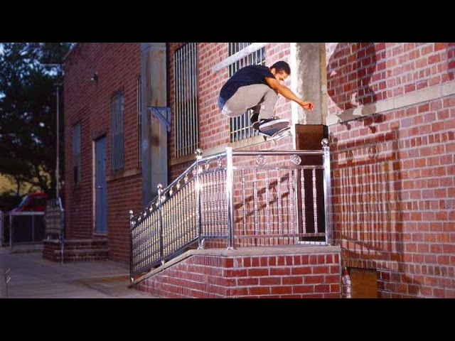 Red Bull Skateboarding Classic New York Spots