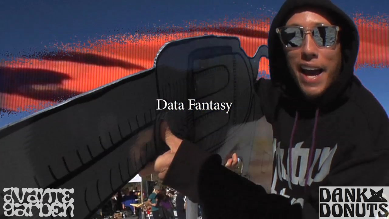 DATA FANTASY - SULTRY PARADISE