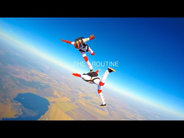 The Routine. Freefly World Champions| #wannafly [#