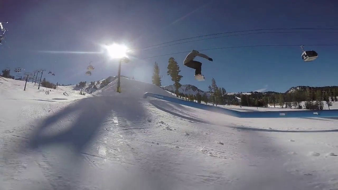 Mlk Banger at Mammoth with Zack Foster