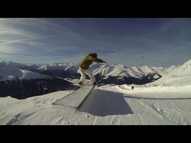 PowderCast 2015 || Thirteen#13th || BkyarDParkSession