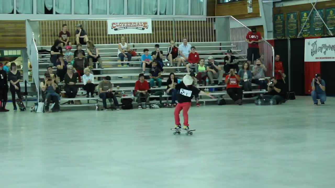 This Japanese Kid Is The Next Rodney Mullen!